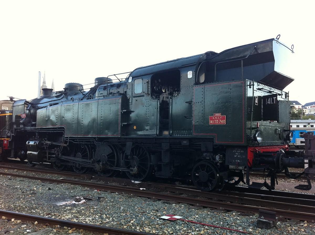 141 TD 740