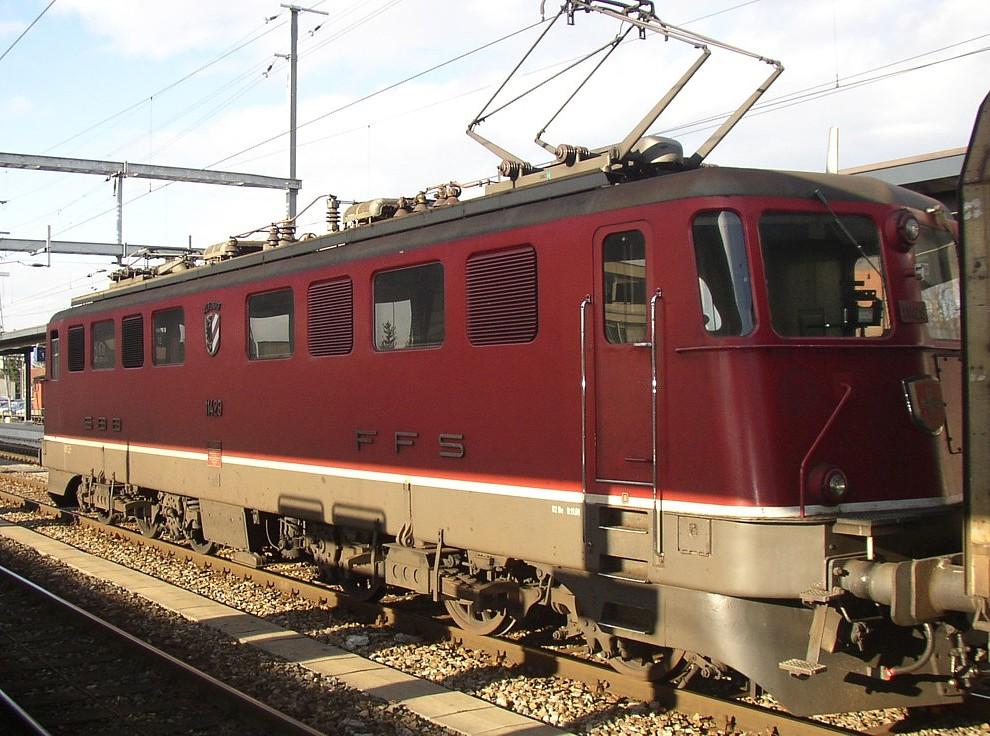 Ae610 altdorf
