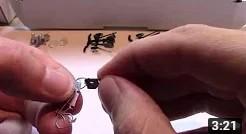 Assemblage tandem magnorail