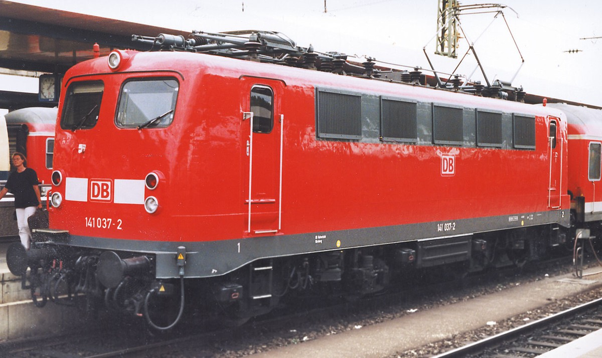 BR 141 DB