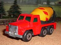 Cementtruckmatchbox1976