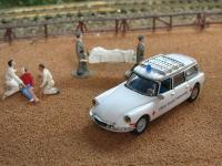 Citroen id ambulance