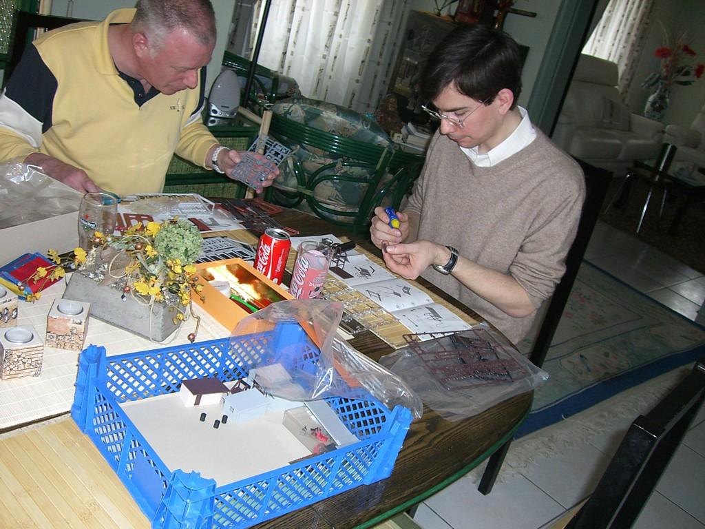 Construction maquettes