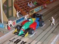 F1 benetton tyco