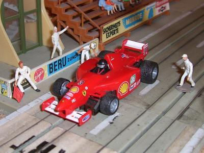 F1 ferrari hotwheels n3