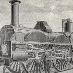 Locomotive Estrade