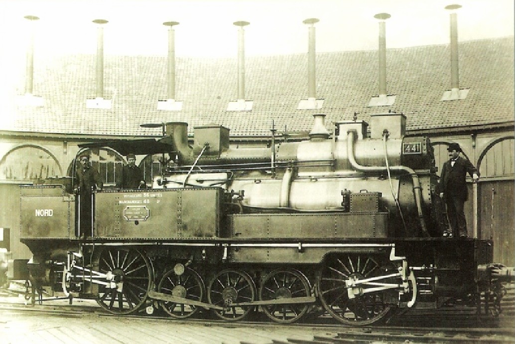 Locomotive Petiet