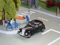 Mercedesbenz220limousinebrekina