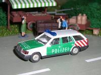 Mercedespolizei