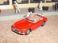 Mgb cabriolet