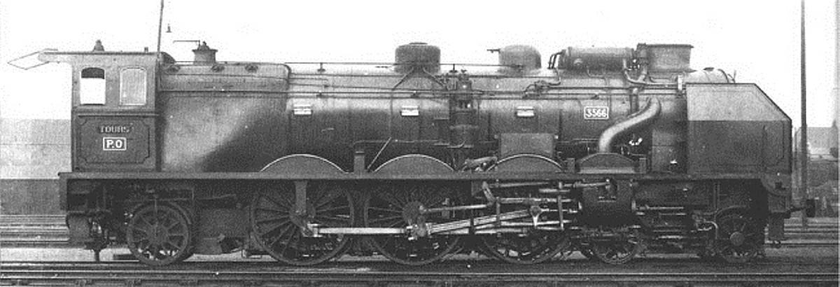 Série 3700 - 3566 PO