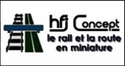 HFJ Concept - Le rail et la route en miniature
